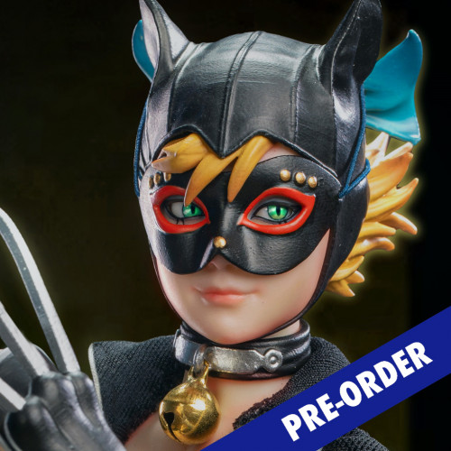 CATWOMAN  1: 6