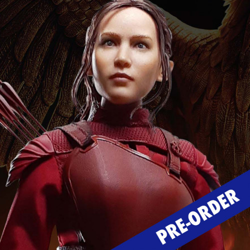 KATNISS EVERDEEN (RED ARMOR)