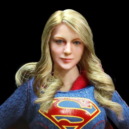 THE SUPER GIRL